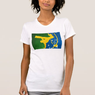 Liga principal Capoeira Tshirt