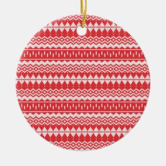 Ligação em ponte do Natal * ornamento da árvore de