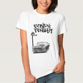 Ligação & transportador Merch de Bentley Camisetas