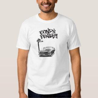Ligação & transportador Merch de Bentley T-shirts