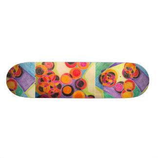 Ligado Shape De Skate 18,4cm