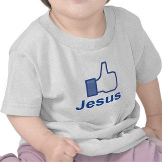 Like Jesus T-shirts