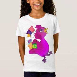 Lila ama comprar pelos Feliz Juul Empresa Camiseta