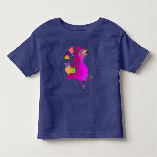 Lila ama comprar pelos Feliz Juul Empresa Camiseta Infantil