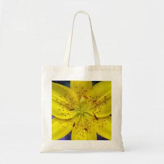 Lilly amarelo bolsa para compras