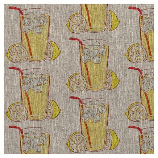Limão original da limonada do tecido
