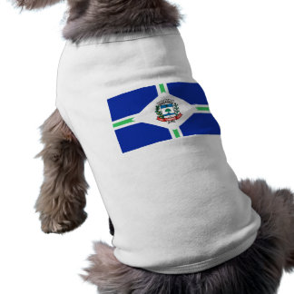 Limeira, Brasil Camisa Sem Mangas Para Cachorro