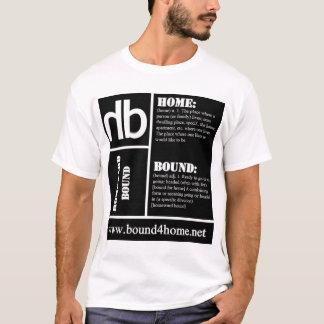 Limite Homeward a camisa #1