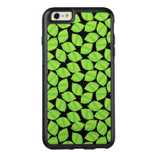 Limões verdes frutados, fundo preto a personalizar