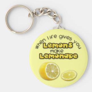 Limonada - chaveiro