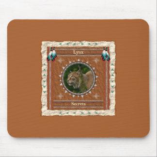 Lince - segredos Mousepad