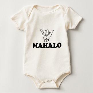 LineA Mahalo Macacãozinho Para Bebê