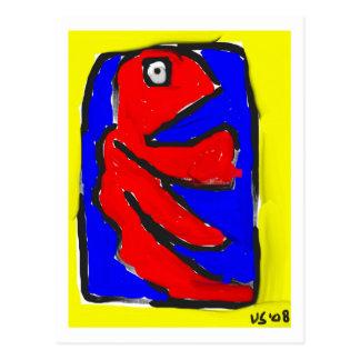 Linguagem confusa (2008) cartão postal