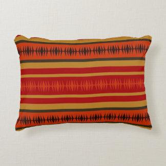 Linha de amor do nativo americano do sudoeste almofada decorativa