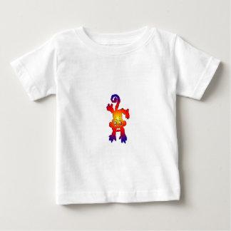 Linha de produtos Funky do dinheiro Camiseta Para Bebê