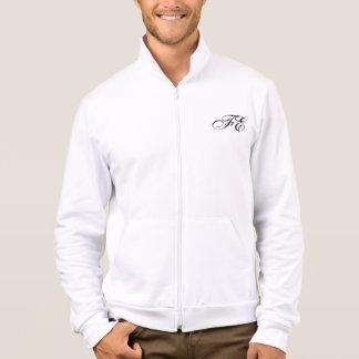 Linha real da jaqueta de Adidas do elemento da