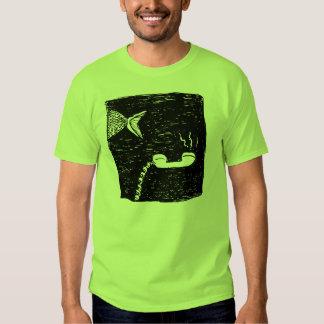 Linha terrestre t-shirt