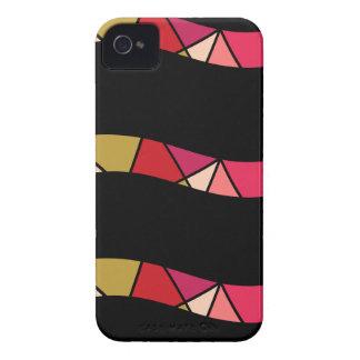 Linhas abstratas capa para iPhone