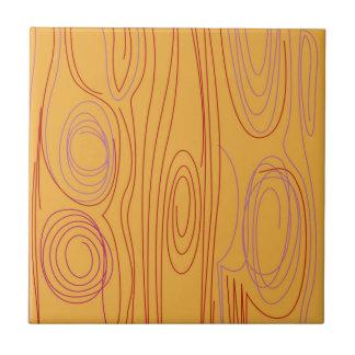 Linhas de madeira, edição do ouro