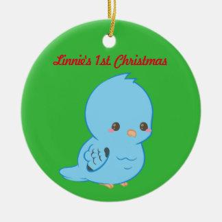 """""""Linnie ø. Ornamento do Natal"""""""