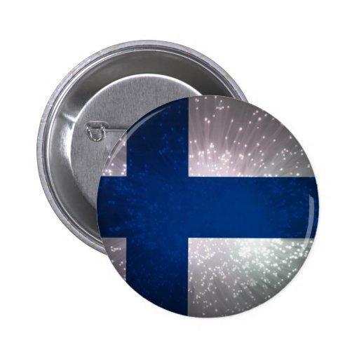 Lippu de Suomen Pins