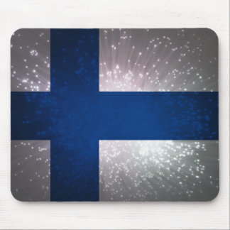 Lippu de Suomen Mouse Pad