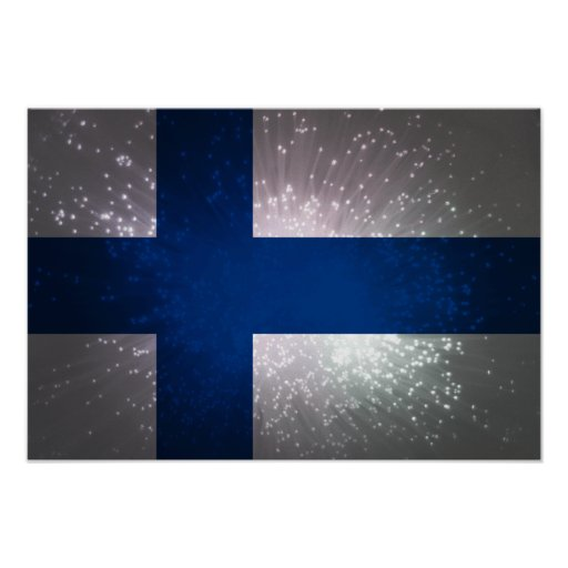 Lippu de Suomen Pôsteres