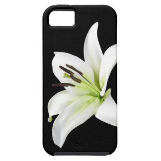 Lírio branco capa para iPhone 5