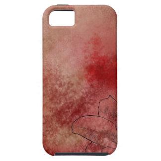 Lírio no rosa capas para iPhone 5