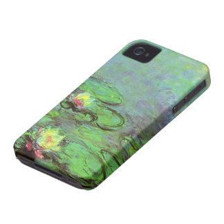 Lírios de água 7 capinhas iPhone 4