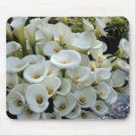 Lírios na plantação do lírio de Calla, Formosa Mousepad