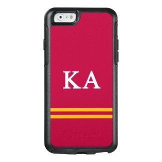 Listra alfa do esporte da ordem | do Kappa