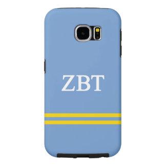 Listra do esporte da tau | do Zeta beta Capa Para Samsung Galaxy S6