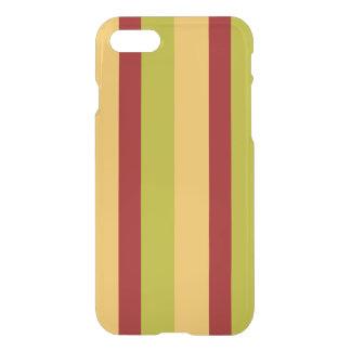 Listra rara da especiaria do defletor capa iPhone 7