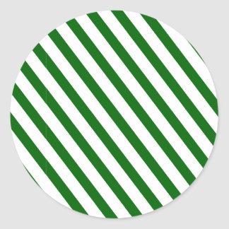 Listrado verde adesivo