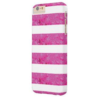 Listras cor-de-rosa - capas de iphone