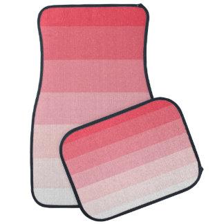 Listras cor-de-rosa de Ombre