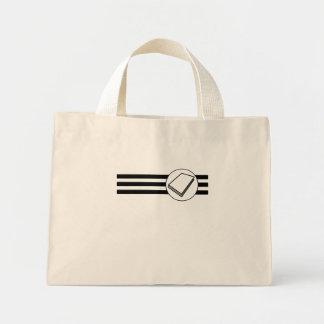 Listras da leitura bolsas para compras