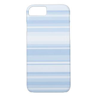Listras de azuis bebés capa iPhone 7
