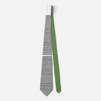 listras strikes preto graphic desenho verde gravata