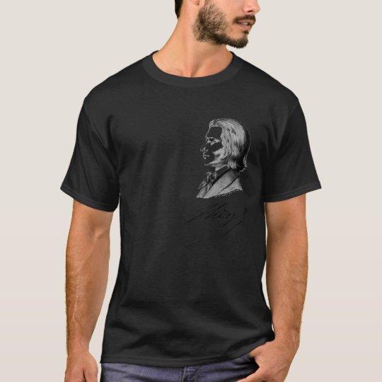 Liszt Camiseta