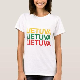 LITHUANIA CAMISETA