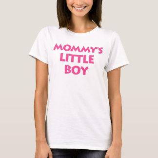 Little Boy da mamã Camiseta