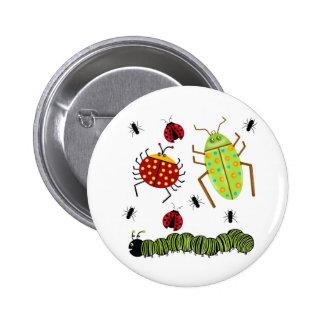 Littlebeane desinseta a formiga Caterpillar do joa Pins