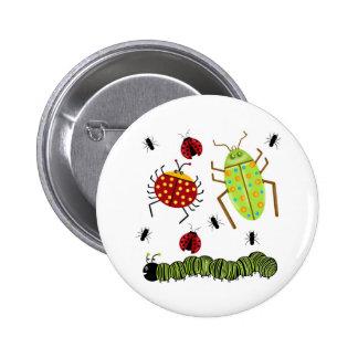 Littlebeane desinseta a formiga Caterpillar do joa Botons