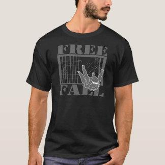 Livre o camiseta da queda