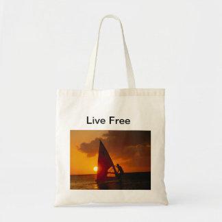Livre vivo bolsas