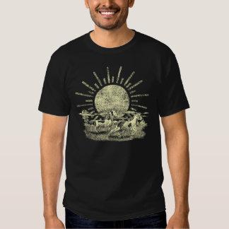 Livres Running (bege) T-shirt