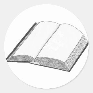 Livro Adesivo