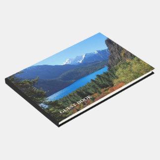 Livro De Visitas A cor da mudança do MODELO DIY adiciona a cor de